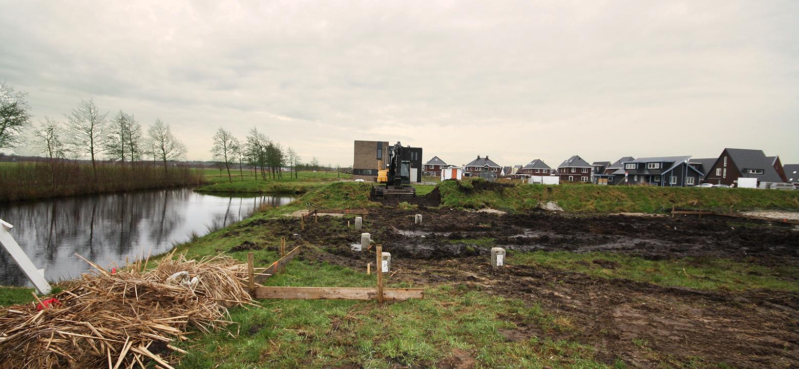nieuwbouw villa Heerenveen