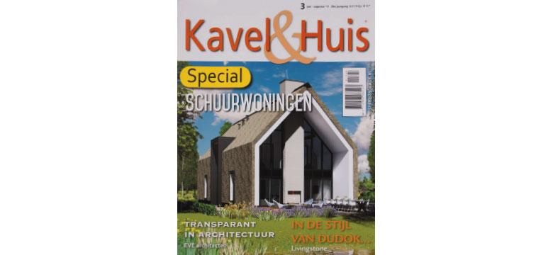 Kavel huis villa hindeloopen lautenbag architectuur for Kavel en huis droomhuis