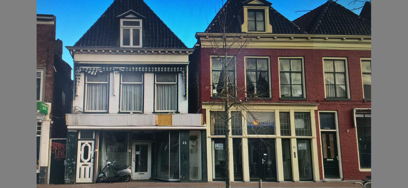 Leeuwarden monument renoveren