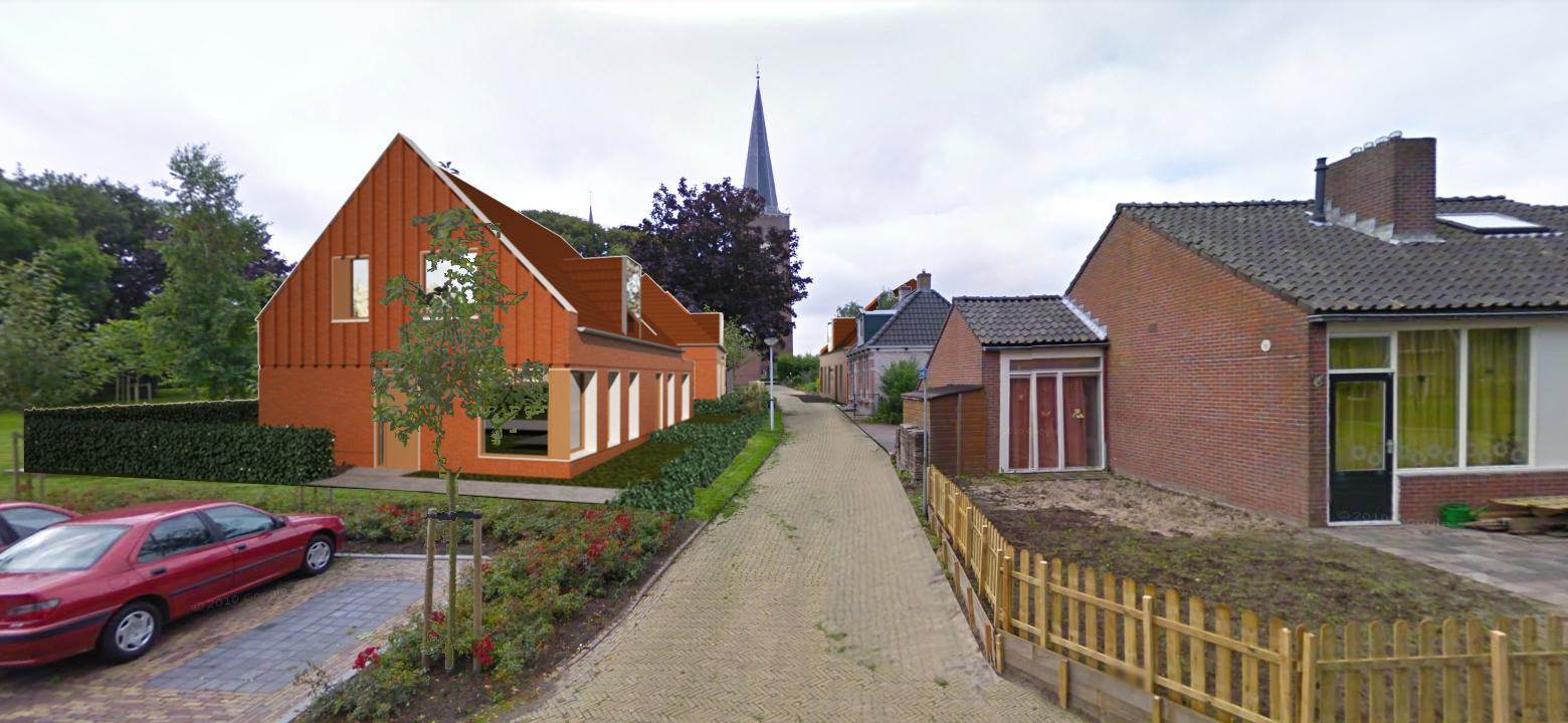 Sociale woningbouw Friesland