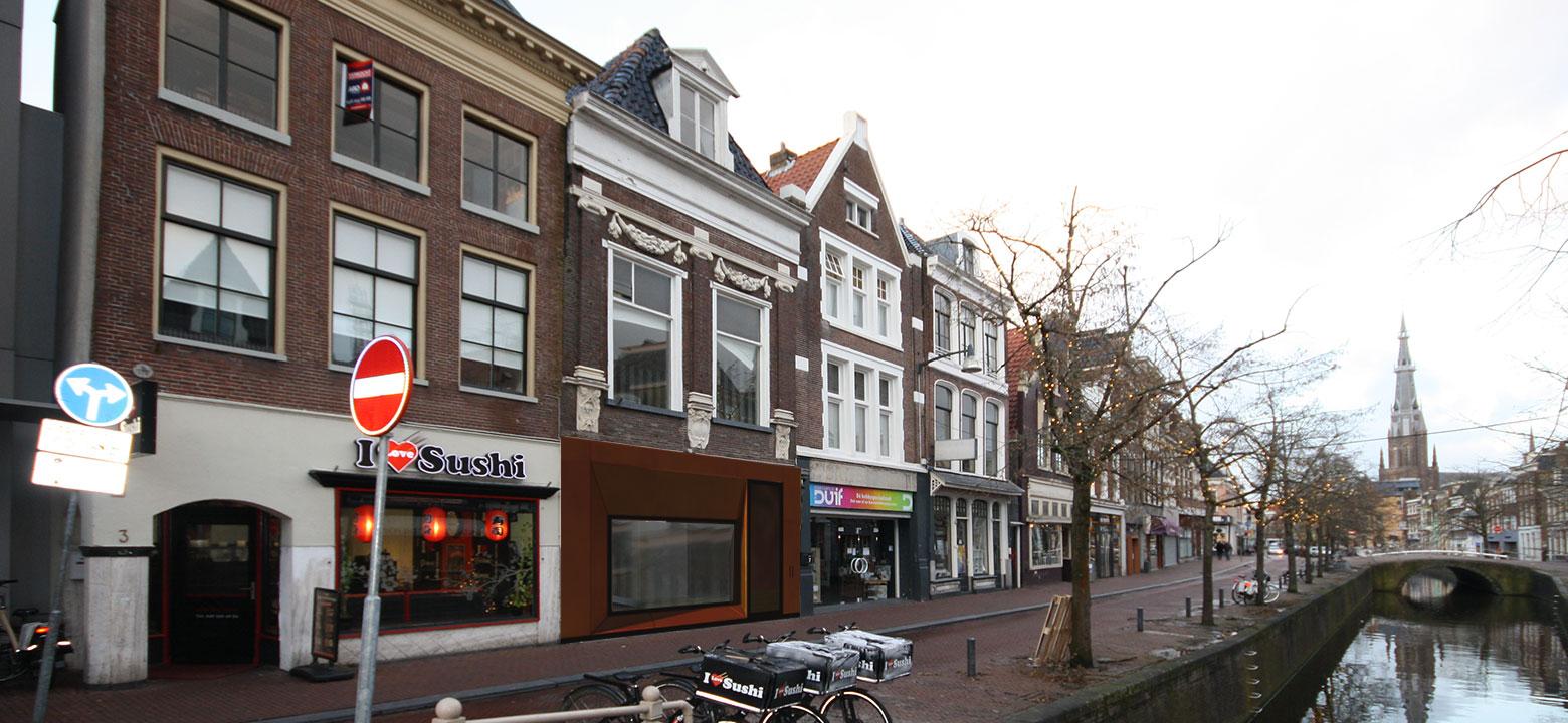 kantoor Leeuwarden