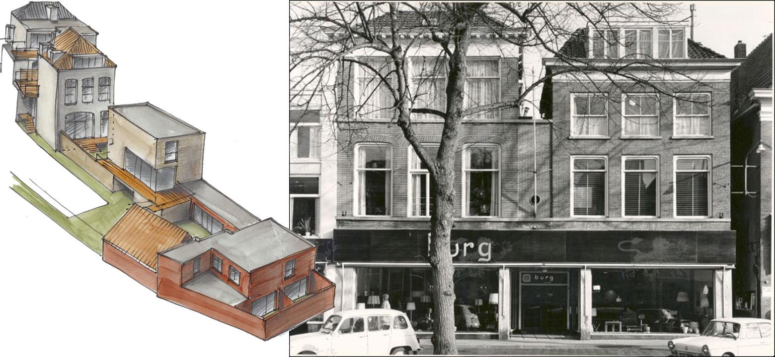 7 appartementen Leeuwarden