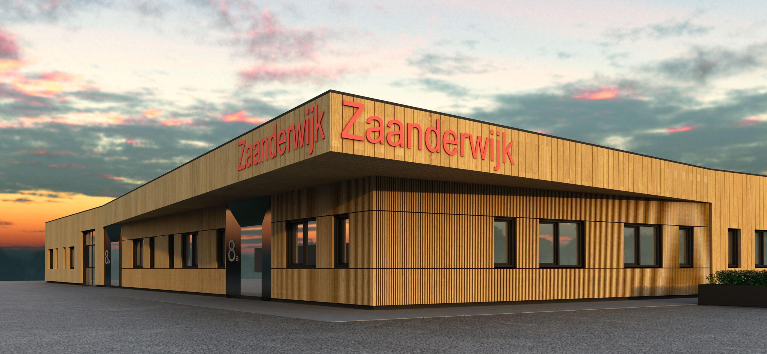 Ontwerp kantoor Zaanderwijk