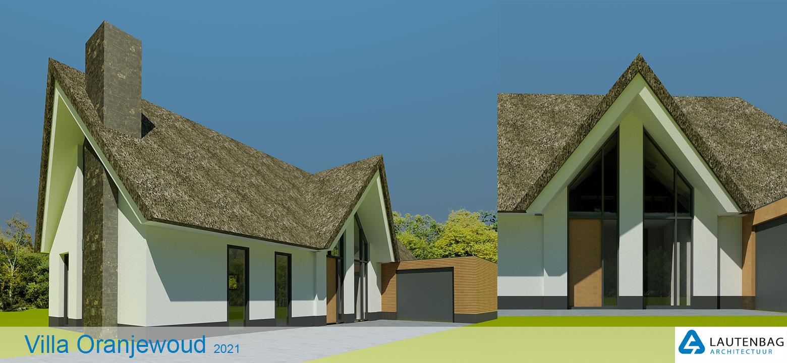 Villa Oranjewoud 2021