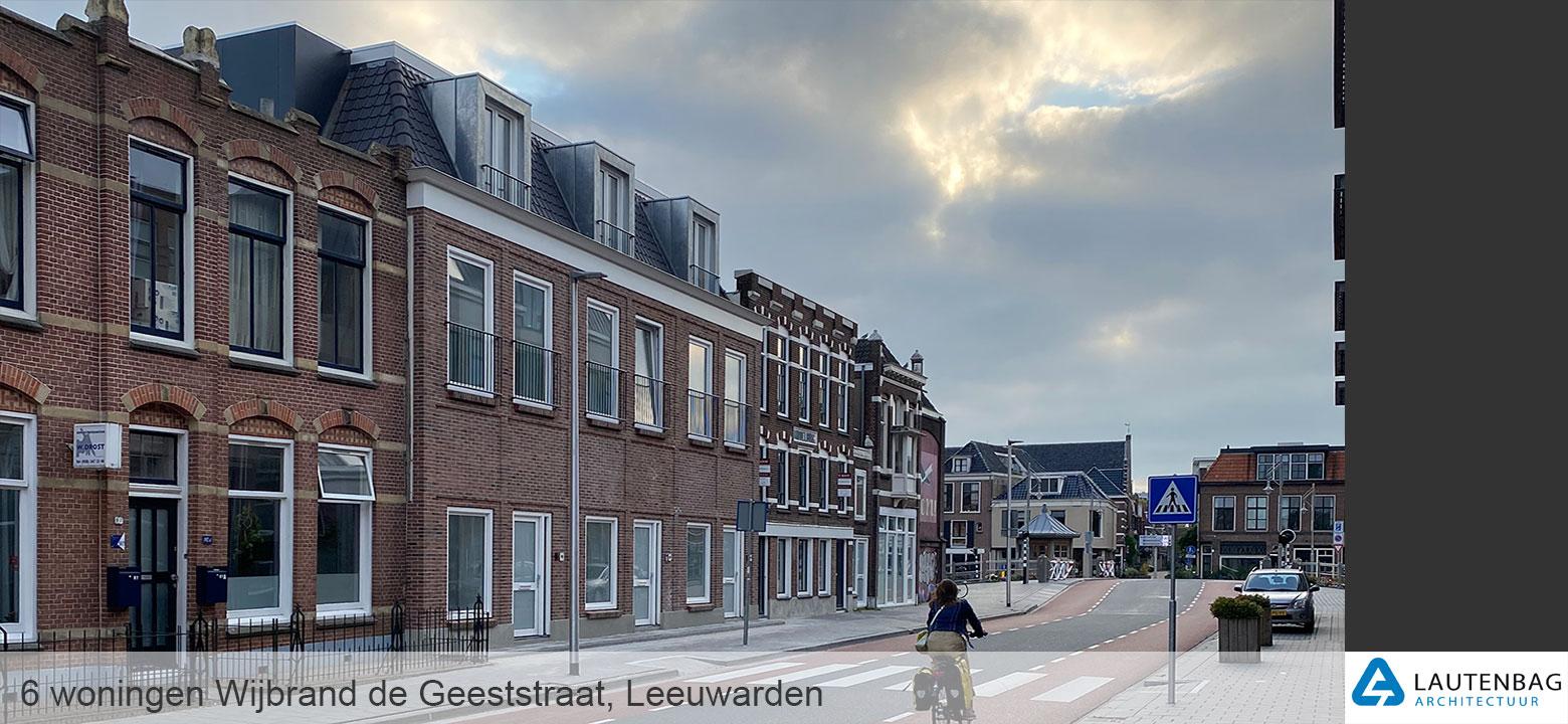 Nieuwbouwwoningen Leeuwarden